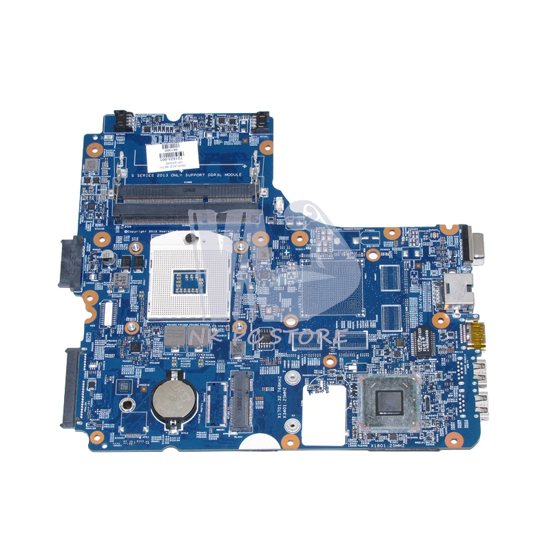 NOKOTION 721523-501 721523-001 Laptop Motherboard For HP Probook 440 <font><b>450</b></font> MAN BOARD 48.4YZ31.011 HM76 UMA DDR3 image