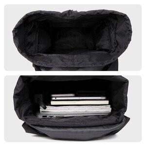 Image 2 - Ozukoブランドファッション高容量オックスフォード男性のバックパック 2019 新通学男性旅行バックパック 15.6 インチのラップトップバッグ少年mochila