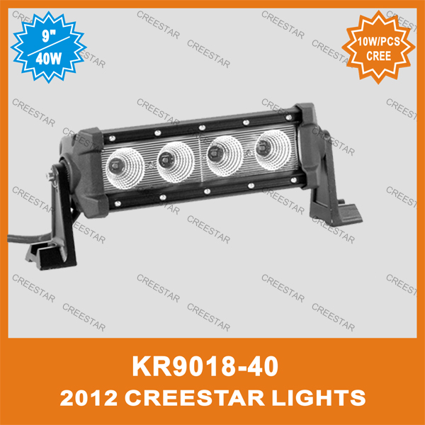 40W Off Road Led Light Bar 9 inch Led Worklights 12V Led Driving Lights 40w 10W LED GO-OFFROAD LIGHTS KR9018-40 CAR styling jiangdong engine parts the ty395it set of gasket including the head gasket