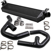 For VW Golf MK5 MK6 GTI FSI Jetta 2.0T A3 06 09 Turbo Twin Intercooler kit