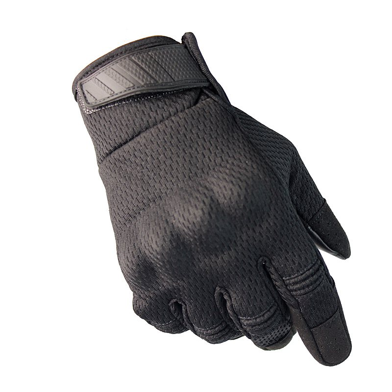 Tactical Armed Gloves Men Touch Screen Sport Cycling Hiking Anti-skid Full Finger 5 Colors