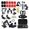 For Gopro Accessories Set Protective Storage Bag Chest Belt Head Mount Strap For Gopro Hero 5