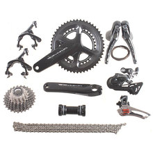 Shimano DURA ACE R9100 Road Bike Groupset 2×11 Speed 53x39T 50x34T 52x36T 170 172.5mm Groupset Kit for Road Bike Bicycle