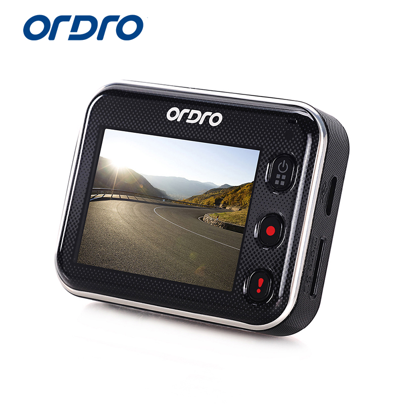 Ordro Official Store Ordro Portable Video Camera Q505W 1080p 30fps FHD Camcorder Support Car Mode and Cloud Storage Built-in WIFI