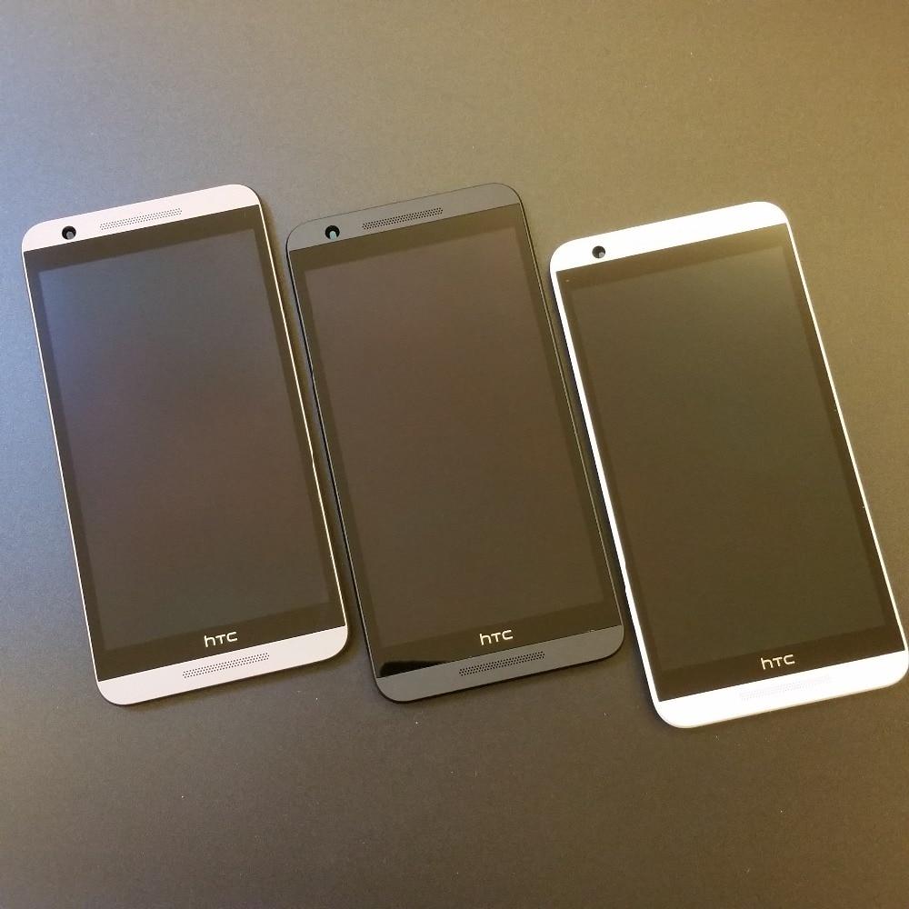 imágenes para BINYEAE Para HTC Uno E9s Pantalla LCD Táctil Asamblea Digitalizador Del Sensor de Cristal 100% Probado