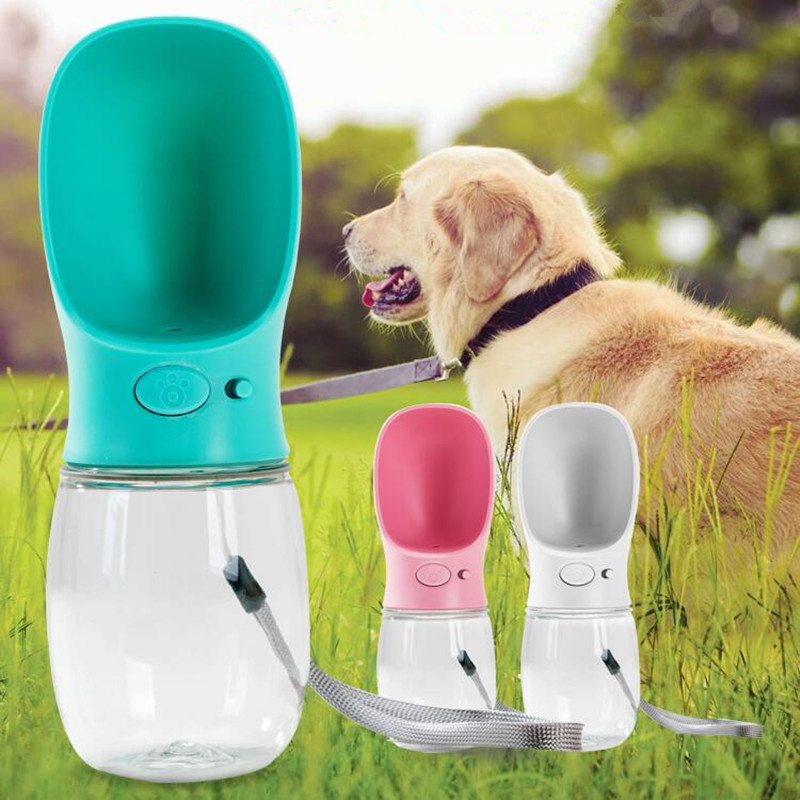 Aliexpress Com Buy Pet Portable Water Bottle 250ml Dog: Aliexpress.com : Buy Portable Dog Water Bottle Cup Outdoor
