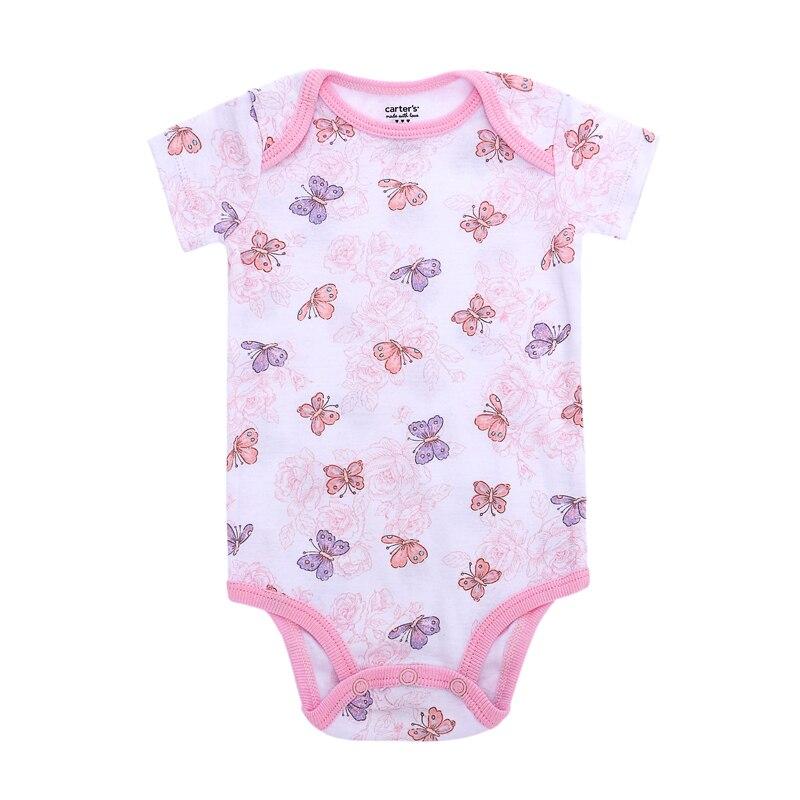 Baby Boy Girl Clothes 2015 Summer Baby Romper Newborn