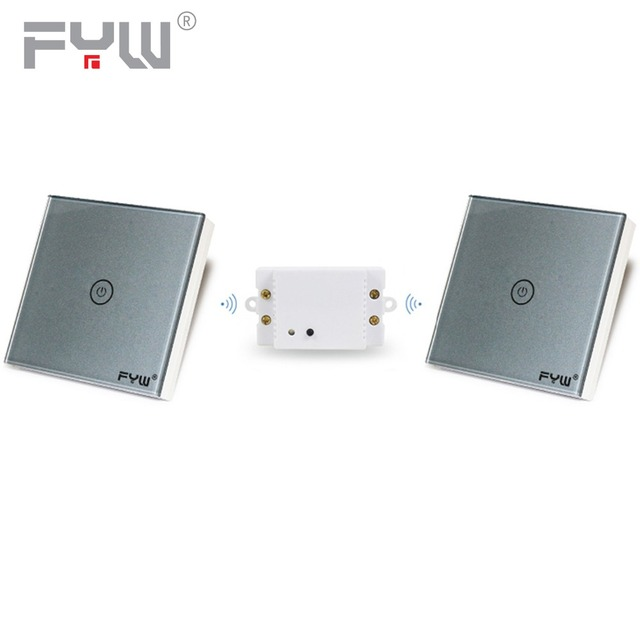 FYW FactoryTouch on/off Switch CE Integrated Panel Design Smart ...