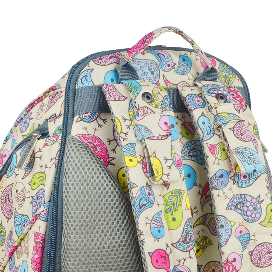 mommore Multifunkcionális Bolsa Maternidade Baby Pelenka táskák - Pelenkák és WC képzés - Fénykép 4