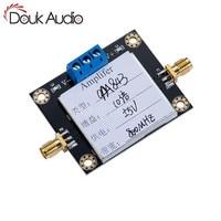 OPA843 Alta Velocidade de Banda Larga de Tensão Op Amp Em Fase Módulo Amplificador 800 mhz Novo|Circuitos|Eletrônicos -
