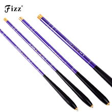 цены Delicate Portable Telescopic Hand Fishing Rod Carbon Fiber Fishing Pole 2.1M 2.4M 2.7M 3.0M 3.6M 4.5M Fishing Stick Hot Sale