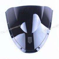 Двигатель цикл лобовое стекло обтекатель ветрового стекла ABS Пластик черный для Ducati 999 749 2005-2006 Двигатель Интимные аксессуары
