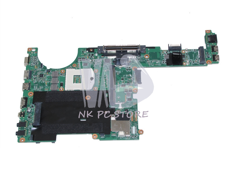 48.4KT01.021 643216-001 Main Board For Hp Probook 6360B Notebook Motherboard HM65 GMA HD3000 DDR3 original 615842 001 motherboard fit for hp cq32 g32 series notebook pc main board 100% working