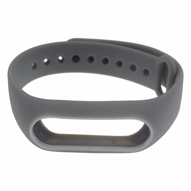 IN STOCK Xiaomi Mi Band 2 Colorful Silicone Strap For Xiaomi miband 2 Bracelet Replace Smart Wrist Strap Mi Band Accessories 18