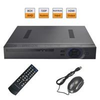 8CH AHD M DVR 1080P NVR Video Recorder Security CCTV DVR Hybrid Multi Mode