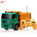 RC Truck 8 Channel Tipper Lorry Remote Control Truck Dumper  High Simulation RC Project Tilting Cart Engineering Electronic Toys