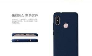 Image 4 - Official Xiaomi Redmi 6 pro case cover Original Redmi6 Pro back cover / MI A2 Lite capas coque original Redmi 6pro case
