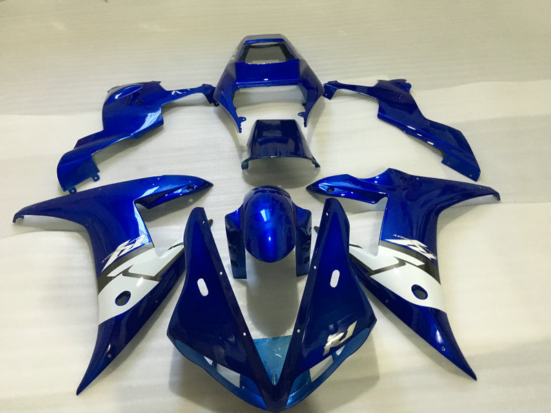 Top rated Motorcycle Fairing kit for YAMAHA YZFR1 02 03 YZF R1 2002 2003 YZF1000 yzfr1