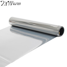 1Pcs Window Film One Way Mirror Silver Privacy Glass Sticker Insulation Reflective Decorative Films for Home Office 30cm x7.2m