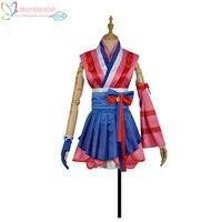 LoveLive!Sunshine!! Aqours Dia Kurosawa Cheerleading Skirt Suit Cosplay Costume ,Perfect Custom For you!