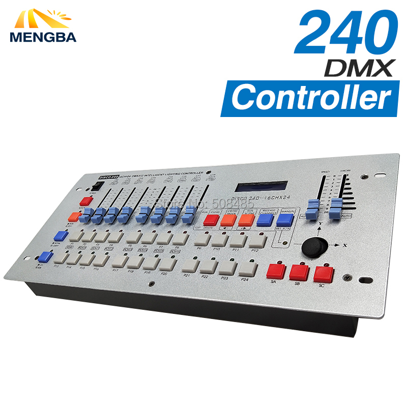 Professional International Standard DMX 240 Controller Controller Moving Head Beam Light Console DJ 512 Dmx Controller Equipment
