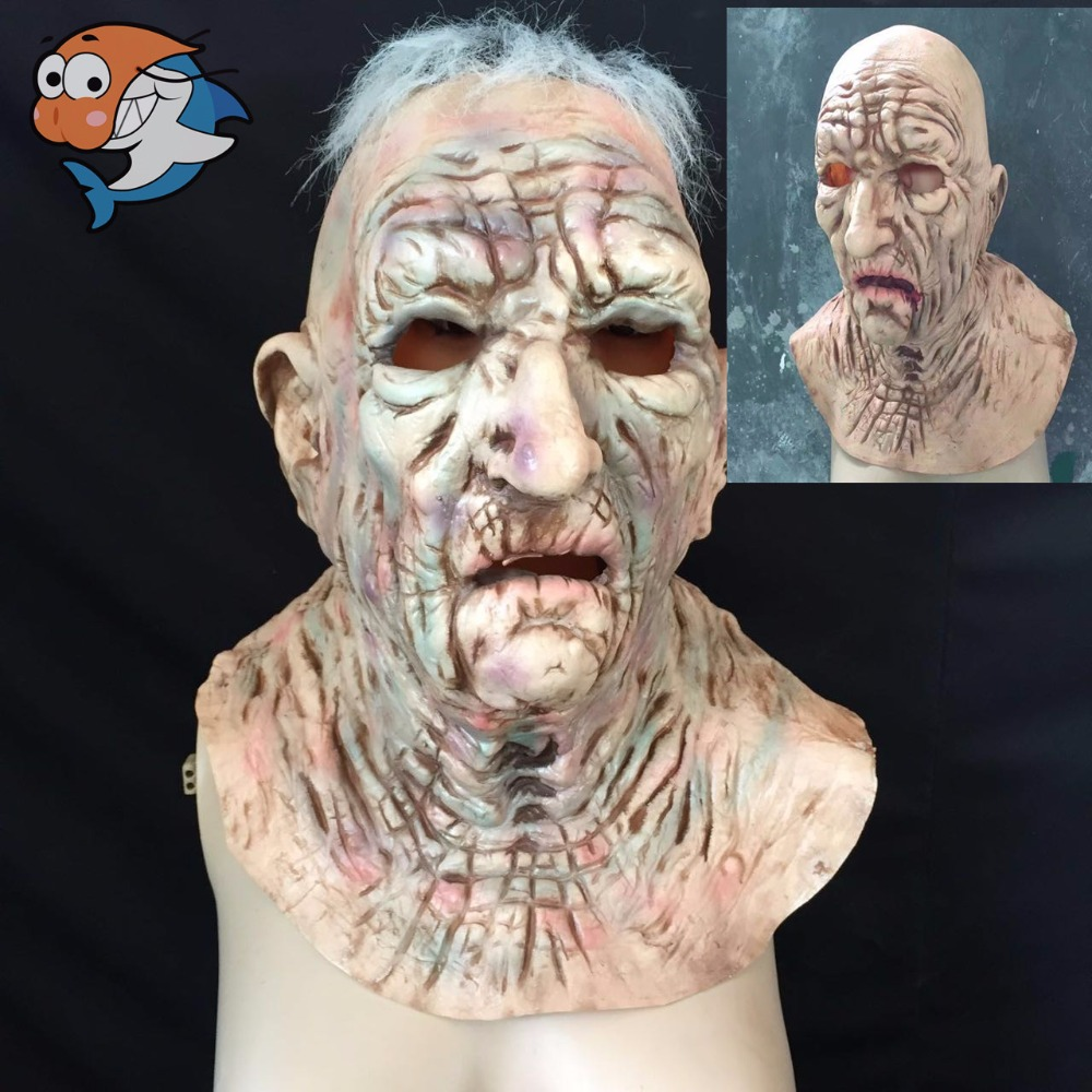 Popular Old Man Mask Realistic-Buy Cheap Old Man Mask Realistic ...