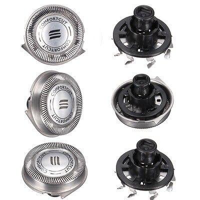 Cabeça para Philips Lâmina de Barbear Substituição Shaver Rq11 Rq1150 Rq1160 Rq1190 Rq1180 Rq310 Rq330 6 Pcs Rq32