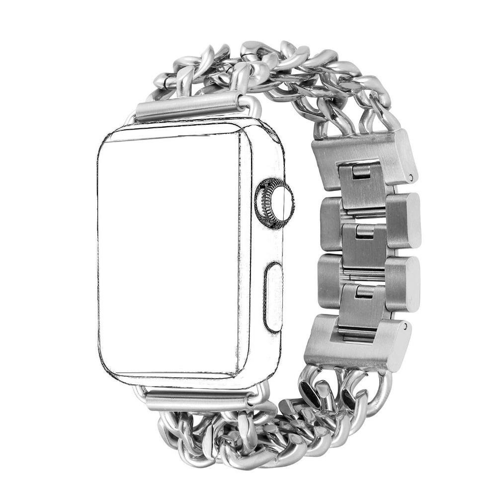 Prix pour 2017 le plus récent Excellente bracelets pour iwatch apple watch Bracelet Lien Bracelet Accessoires 38mm et 42mm Couleur de mélange