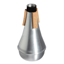 Wholesale 5X Practice Trumpet Straight Mute aluminum for Trumpets Jazz Music