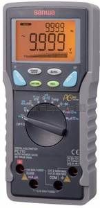 Sanwa Digital Multimeters True Rms Dual-Display NEW Pc-Link PC-710 High-Accuracy