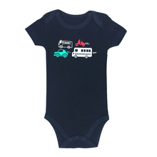 New Baby Bodysuit Lovely Printing
