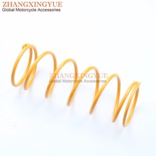 yellow Performance 1500 Rpm Torque Springs for Scooter GY6 125cc 150cc 152QMI 157QMJ 4T
