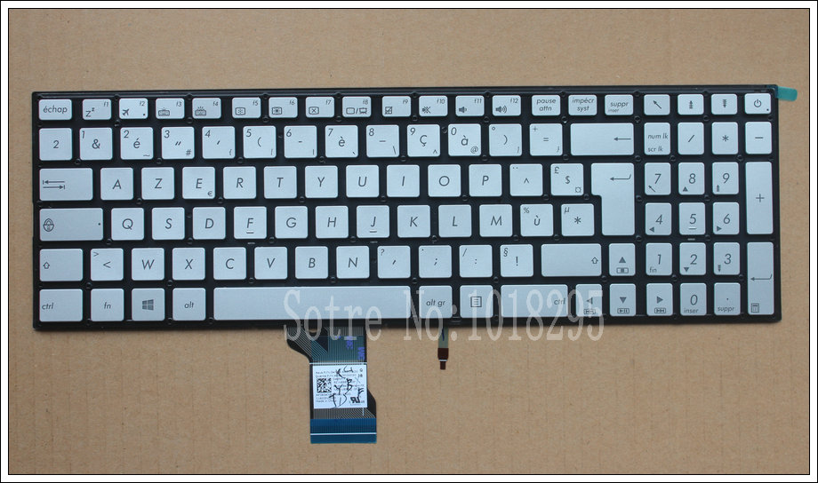 New for Asus K54 K54C K54H K54HR K54HY K54L K54LY keyboard RU Russian layout