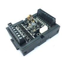PLC промышленная панель управления простой FX1N-14MT модуль задержки может быть непосредственно съемка plc программируемый логический контроллер