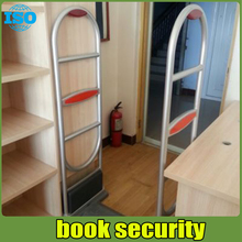 School library security gate with sound and light eas alarm system library security system