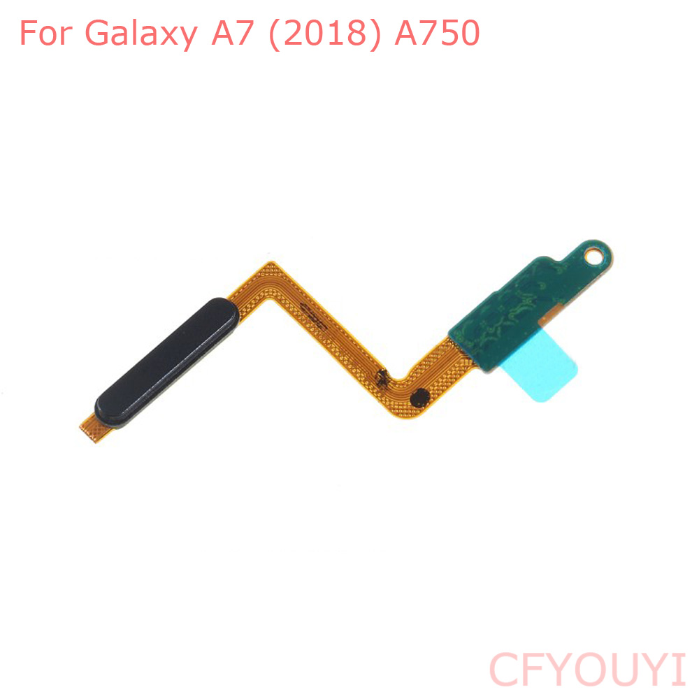 For Samsung Galaxy A7 (2018) A750 Power Key On Off Button Flex Cable Replacement Part