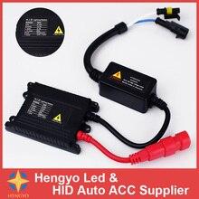 цена на 1pcs AC Slim 35W Slim HID xenon ballast kit H1 H3 H7 H11 9005 9006 880 car headlight Electronic ballast