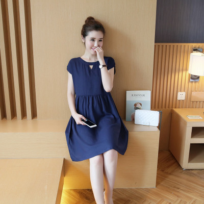 Free shipping 2017 new women Dress pregnant women dress pregnant women pregnant women clothing nursing mothers in a tracksuit