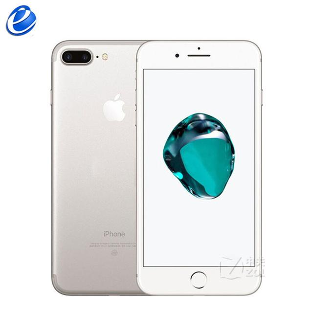Original Apple iPhone 7 Plus Fingerprint 3GB RAM 32/128GB/256GB IOS Cell Phone LTE 12.0MP Camera Apple Quad-Core12MP Cellphone