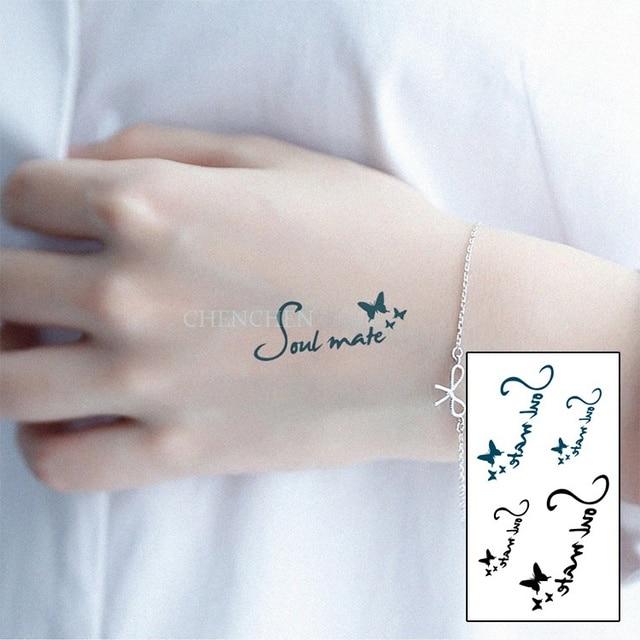 25 Designs Temporary Tattoo Sticker For Body Art Heart Beat Wave Water Transfer Flash Tattoo Fake Tatoo For Men Women Tattoos Stickers For Body Tattoo Stickertattoo Sticker For Body Aliexpress