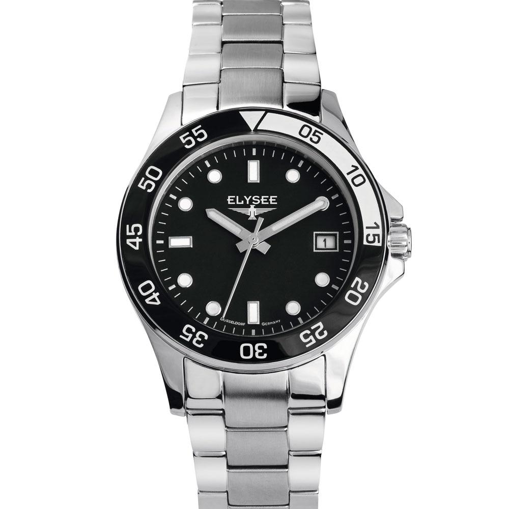 Fashion sport women watches quartz watch wristwatch women's 100bar waterproof wrist watch stainless steel band