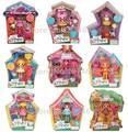 Nova Figuras de Coleta de Brinquedos Mini Boneca Lalaloopsy Dolls Para Meninas Presentes de Natal Das Crianças Dos Miúdos