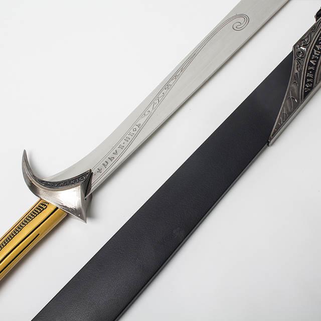 The Hobbit Thorin Oakenshield Movie Sword Orcrist Toy Home Furnishings Send A Boyfriend S Boutique 70cm 99cm