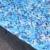 2*4 M azul rede de camuflagem camo Compensação para paintball pérgulas sombra ao ar livre varanda barraca de jardim e decoração do partido