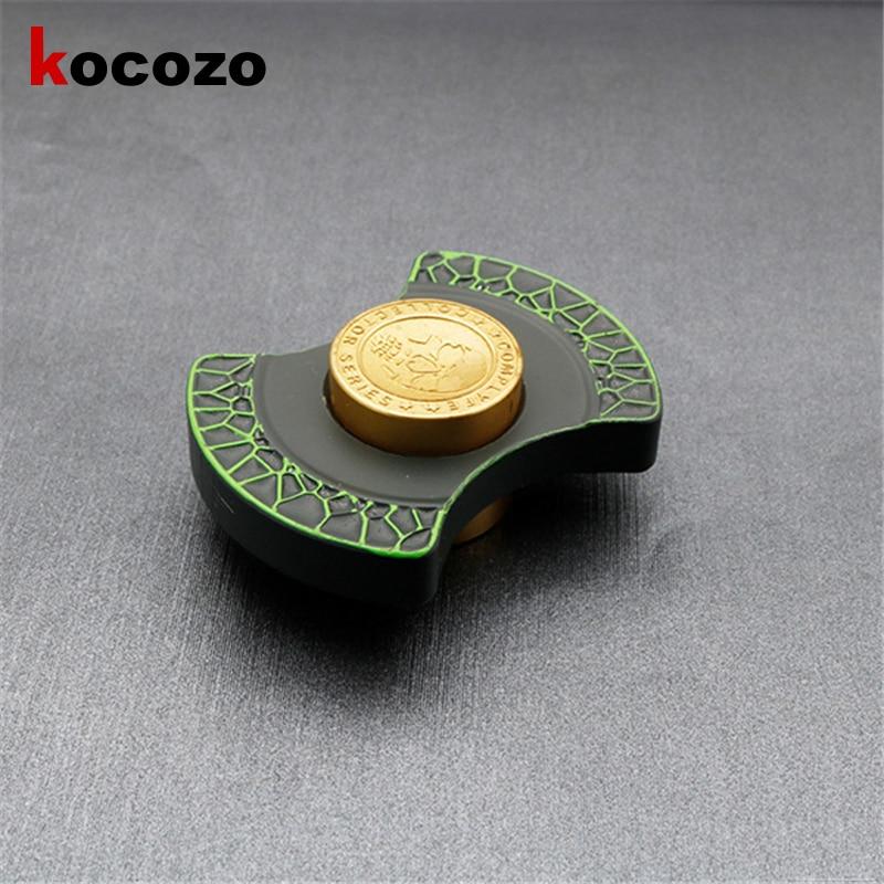 Mini Fidget EDC Toys For Children Kids Adults gift Finger Spinner Fidget Metal Hna Spinner Fidget