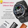 Новинка 2019  Модные Смарт-часы ECG PPG  электрокардиограф  ЭКГ  пульсометр  кровяное давление  спортивные настоящие ЭКГ умные часы