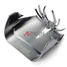 Chrome Widow Spider Мотоцикла Свет 3D Задний Задний Фонарь Обложка Для Harley Dyna Электра Glide Задний Фонарь Украшения