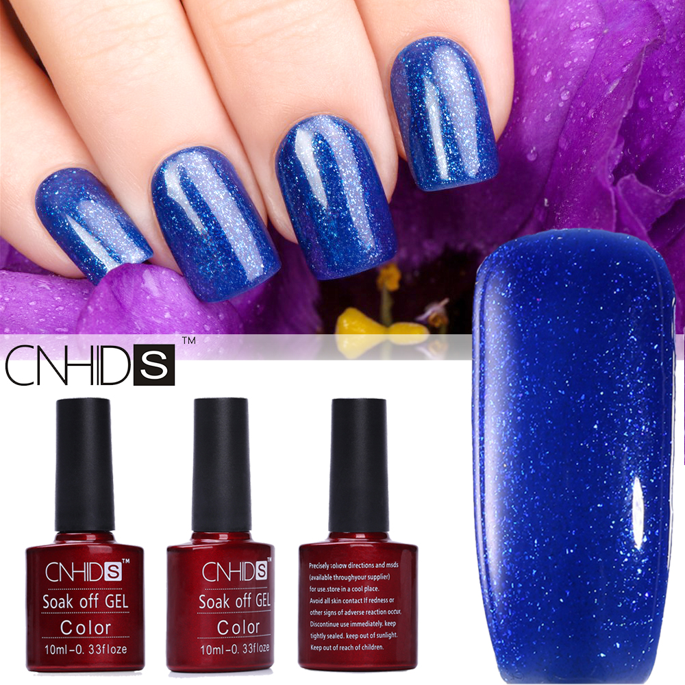 2017 New 7 5 Ml Gel Nail Polish Shining Long Lasting Soak Off Cosmetic Art Manicure Uv Led Varnish In From Beauty