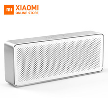 Original Xiaomi Mi Bluetooth Speaker Basic 2 Square Box 2 Stereo Portable Bluetooth 4.2 HD High Definition Sound Quality Play(China)