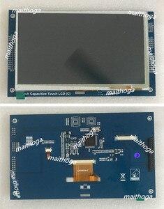 Image 1 - Módulo de toque capacitivo de lcd de 7.0 polegadas spi ra8875 controlador gt911 touch ic 800*480 interface i2c